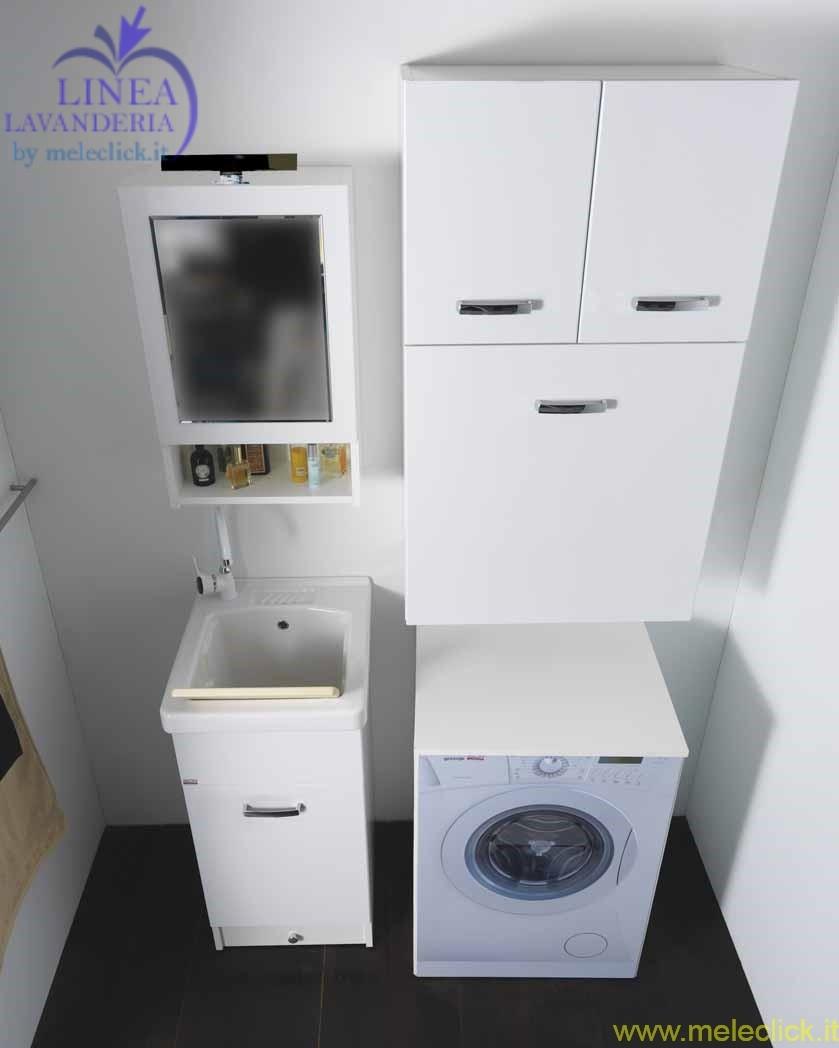 Mobile Lavello E Lavatrice xilon-mobile-lavatoio-eko