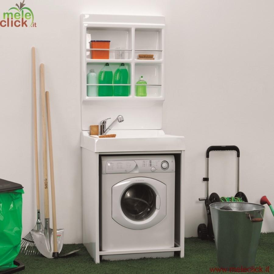 Vasca lavacril on vendita on line colavene for Lavabo sopra lavatrice