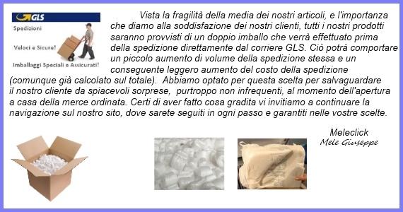 Spedizione Lavabo in ceramica 50x50 su struttura metallica sospesa Volant Colavene