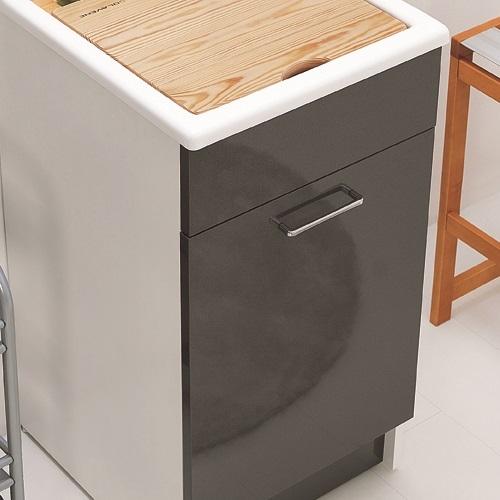 Lavapanni duo con contenitore per lavatrice vendita on line - Mobile contenitore lavatrice ...